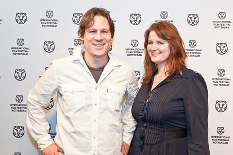 Jason Cortlund and Julia Halperin of Now, Forager
